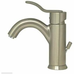 3-04012-BN Galleryhaus Bath Faucet, Brushed Nickel Touch On