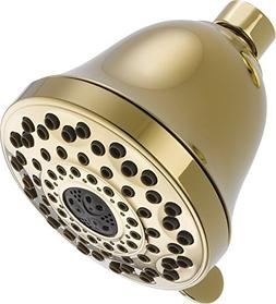 Delta 52626-PB-PK 7-Spray Touch Clean Shower Head, Polished