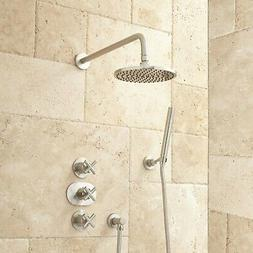 Signature Hardware 925945 Callas Thermostatic Shower System