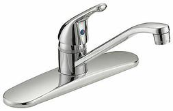Kitchen Faucet Pullout Brushed Nickel LK2C by LessCare