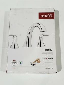 Ladera Ladera 8 in. Widespread Bathroom Faucet in Polished C