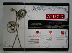 New Delta NURA In2ition Shower Only Faucet-Brushed Nickel Fi